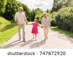 family  generation and people...   Shutterstock . vector #747872920