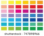 colour palette vector...