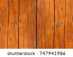bright wood texture with cracks   Shutterstock . vector #747941986