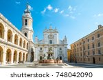 Italy  Loreto   Sanctuary Of...
