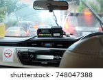 Passenger View  Taxi Meter  On...