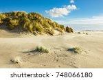 Dunes On The North Sea Coast O...