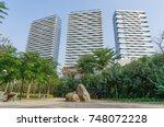 xiamen  china   oct 24  2017 ... | Shutterstock . vector #748072228