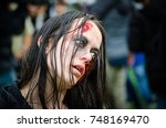 sydney  australia.   on...   Shutterstock . vector #748169470