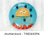 Jellyfish Pancake Fun Idea For...