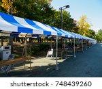 japanese resident festival  | Shutterstock . vector #748439260