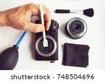 Mirrorless Sensor Cleaning And...