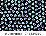 abstract texture containing... | Shutterstock . vector #748534390