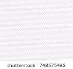 background of rhombus.vector... | Shutterstock .eps vector #748575463