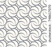 abstract color seamless pattern ...   Shutterstock .eps vector #748617070