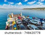 canakkale  turkey   july 21 ...   Shutterstock . vector #748620778