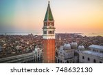 venice from above | Shutterstock . vector #748632130