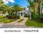 naples  florida   november 1 ... | Shutterstock . vector #748669948