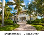 naples  florida   november 1 ... | Shutterstock . vector #748669954