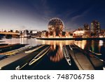 vancouver  bc   aug 17  science ... | Shutterstock . vector #748706758