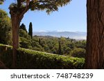 sierra neveda mountain   Shutterstock . vector #748748239