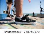 odessa ukraine 21 august 2017...   Shutterstock . vector #748760170