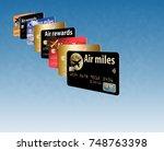 air miles credit card. a credit ...