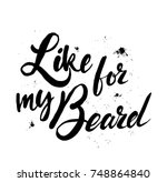 vector hand drawn typography... | Shutterstock .eps vector #748864840
