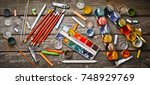 Tools For The Artist. Objects...