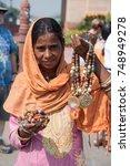delhi  india   september 29 ... | Shutterstock . vector #748949278