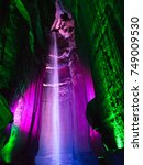 ruby falls  one of the major...
