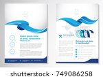 template vector design for... | Shutterstock .eps vector #749086258