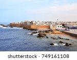 classic view of medina... | Shutterstock . vector #749161108
