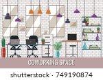 vector illustration of... | Shutterstock .eps vector #749190874