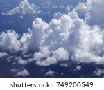 clouds in the sky | Shutterstock . vector #749200549
