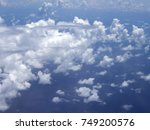 clouds in the sky | Shutterstock . vector #749200576