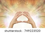 mindfulness   focus attention... | Shutterstock . vector #749223520