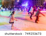 munich  germany   december 11 ... | Shutterstock . vector #749253673
