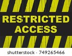 """restricted Access"" Warning..."
