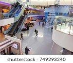 casablanca  morocco   october... | Shutterstock . vector #749293240
