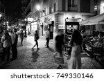 madrid  spain   september 7 ... | Shutterstock . vector #749330146