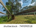 panoramic view at khao kho... | Shutterstock . vector #749390518