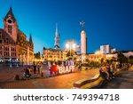 batumi  adjara  georgia  ... | Shutterstock . vector #749394718
