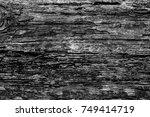wood texture. black friday.... | Shutterstock . vector #749414719