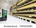 Timber Warehouse   Shelves Wit...
