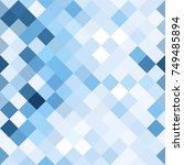 repeating pattern with seamless ... | Shutterstock . vector #749485894