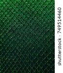 leather texture | Shutterstock . vector #749514460