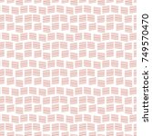 vector seamless pattern....   Shutterstock .eps vector #749570470