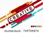creative word creative design