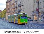 poznan  poland   april 17   a... | Shutterstock . vector #749730994