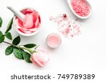 Make Cosmetics With Rose  Oil....