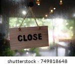 placard | Shutterstock . vector #749818648