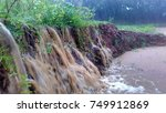 Mud And Flowing Water Reach A...
