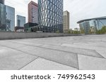 panoramic skyline and buildings ... | Shutterstock . vector #749962543