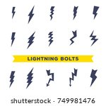 collection of different...   Shutterstock .eps vector #749981476